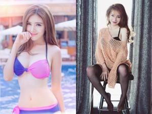 5 hot girl Việt ngày càng xinh đẹp, gợi cảm