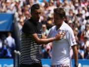 Thể thao - Madrid Open ngày 3: Kyrgios gây sốc trước Wawrinka