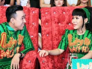 Việt Hương sợ nhàm chán vì xuất hiện nhiều với Trấn Thành