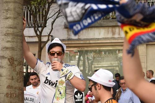 Chi tiết Real Madrid - Man City: Aguero sút vọt xà (KT) - 10