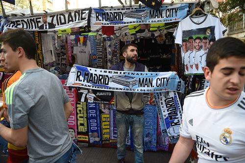 Chi tiết Real Madrid - Man City: Aguero sút vọt xà (KT) - 12