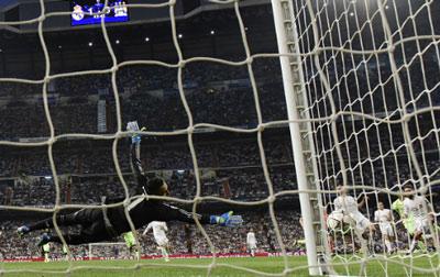 Chi tiết Real Madrid - Man City: Aguero sút vọt xà (KT) - 7