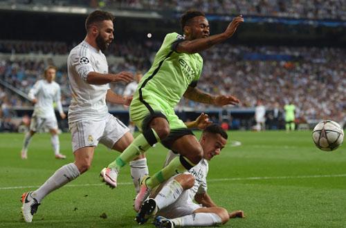 Real Madrid - Man City: Khoảnh khắc xuất thần - 2