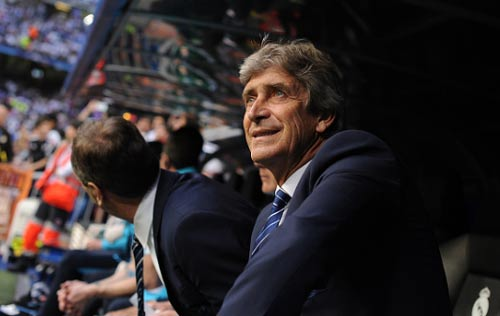 Man City bị loại, Pellegrini nói Real ăn may - 3