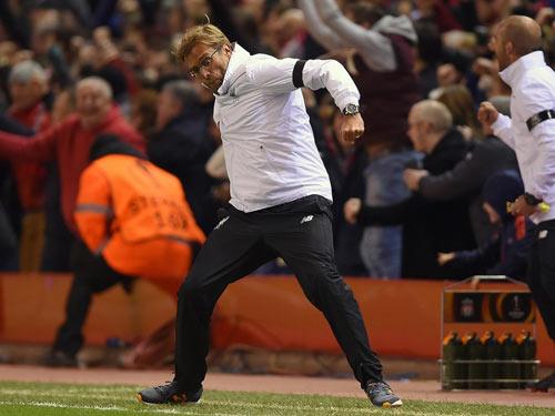 Liverpool vs Villarreal - 1
