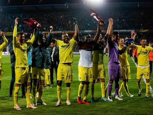 Liverpool Villarreal - 2