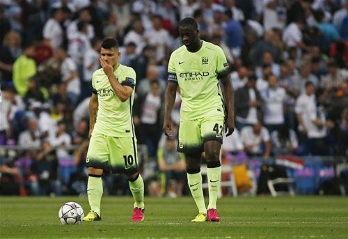 Báo chí Anh chê Man City, hân hoan với Real - 2