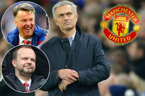 """MU bất ngờ khuyên Mourinho tới Trung Quốc """"cày tiền"""" - 1"""