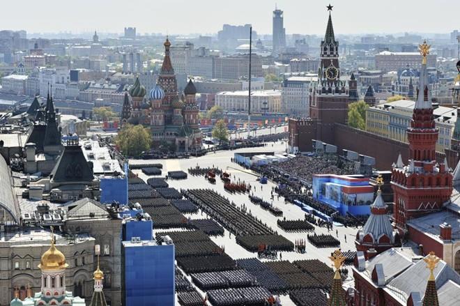 Nga đập tan âm mưu khủng bố Moscow - 2