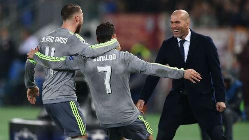 Real: Zidane, vinh quang từ những bài học lớn - 2