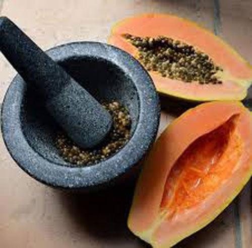 Ăn hạt đu đủ như ăn hạt tiêu, khỏi lo mắc ung thư - 2