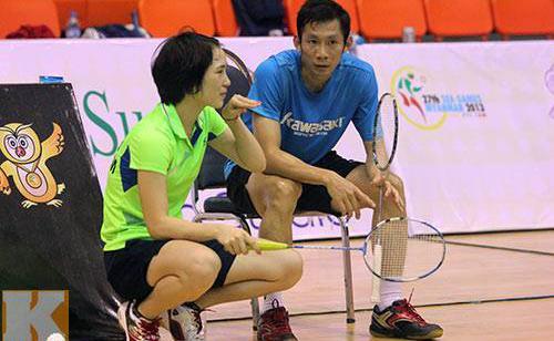 Song hỷ: Tiến Minh & bạn gái chính thức dự Olympic - 1