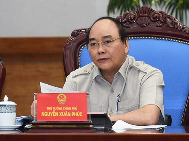 Thủ tướng: Xử lý nghiêm hành vi xâm phạm vùng biển nước ta - 1