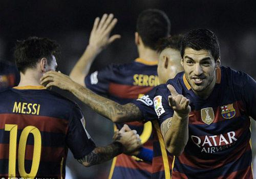 """Barca: 2 bước là tới """"thiên đường"""" - 2"""
