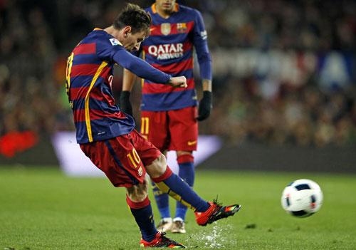 """Barca: 2 bước là tới """"thiên đường"""" - 1"""