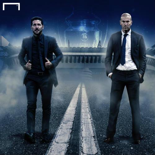 Atletico & Simeone ở cúp châu Âu: Nhà vững từ móng - 1