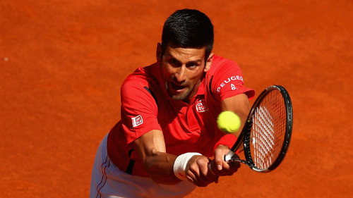 Djokovic - Agut: Uy lực khủng khiếp (V3 Madrid Open) - 1