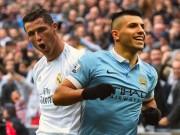 Bóng đá - Chi tiết Real Madrid - Man City: Aguero sút vọt xà (KT)