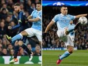 Bóng đá - Ramos vung tay vào mặt Aguero, trọng tài nương nhẹ