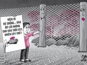 An ninh Xã hội - Kiện hàng xóm vì… không cho tưới cây