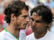 Thể thao - Tin thể thao HOT 5/5: Nadal, Murray dự ATP 500 Queen's Club