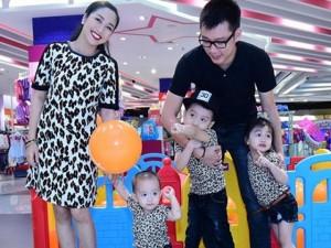 """MC """"Ốc"""" Thanh Vân đang ấp ủ kế hoạch làm mẹ lần 4"""