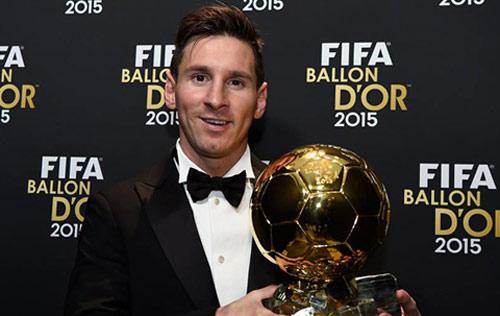 Quả bóng Vàng 2016: Griezmann đấu MSN, Ronaldo, Bale - 1