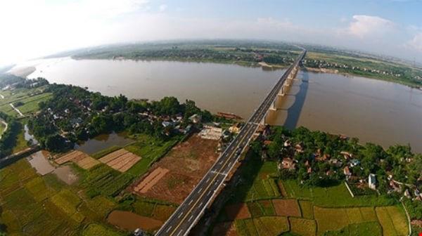 Dự án tỷ đô sông Hồng: Các bộ ngành đồng thuận cao! - 1