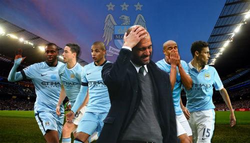 """Guardiola cải tổ Man City: """"Trảm"""" cả 1 đội hình - 1"""