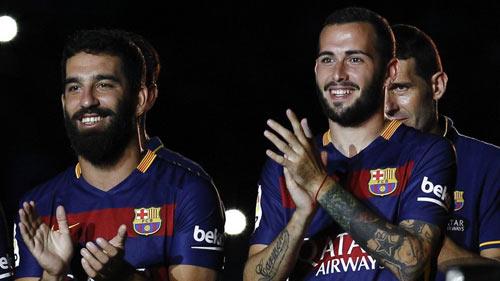 Trước vòng 37 La Liga: Barca trăm mối tơ vò - 3