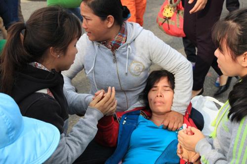 Đẫm nước mắt ngày gặp mặt 34 ngư dân gặp nạn ở Hoàng Sa - 5