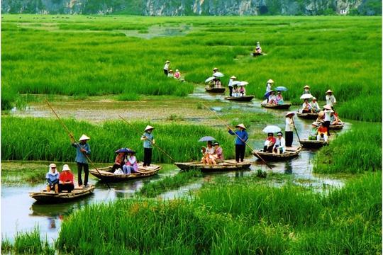 """Khám phá 5 điểm du lịch """"gây nghiện"""" ở Ninh Bình - 6"""