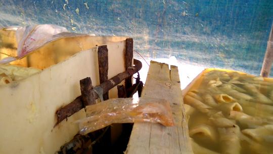 Video clip: Khiếp đảm công nghệ sơ chế măng thối - 5