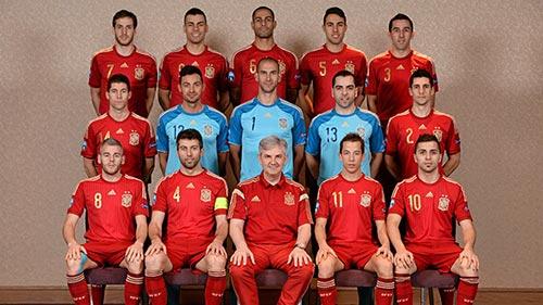 Chuẩn bị World Cup, ĐT futsal VN đấu Tây Ban Nha - 1