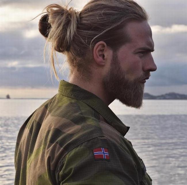nữ ở Na Uy như đang phát sốt với chàng cảnh sát Lasse L