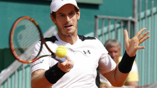 Madrid Open ngày 5: Murray giành vé đầu tiên vào bán kết - 1
