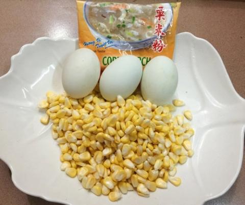 Học làm ngô chiên trứng muối lai rai buổi tối - 1