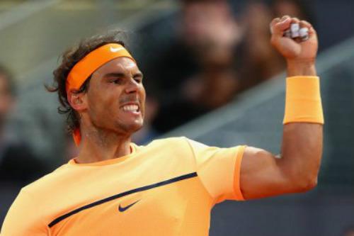 Nadal - Sousa: Vật cản khó lường (TK Madrid Open) - 1