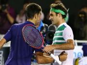 Tin thể thao HOT 6/5: Djokovic đã ngang bằng Federer