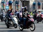 Sức khỏe đời sống - Tia cực tím vượt ngưỡng, người Sài Gòn sợ ra đường