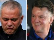 Bóng đá - Nếu giữ Van Gaal, MU có thể mất cả Mourinho lẫn Giggs