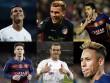 Quả bóng Vàng 2016: Griezmann đấu MSN, Ronaldo, Bale