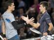"""Madrid Open ngày 5: Djokovic đụng """"Máy bắn bóng"""""""
