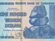 Zimbabwe sắp in phiên bản USD riêng