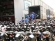 2 sân bóng Mỹ Đình mới xếp đủ đơn hàng xe HKbike ngày mở bán