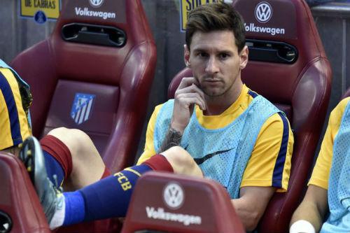 SỐC: Messi không cho phép Simeone dẫn dắt Argentina - 1