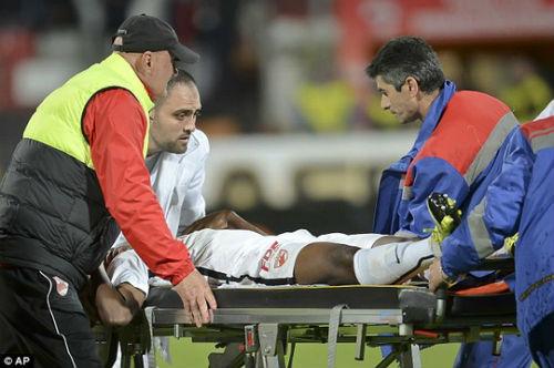 Cầu thủ trẻ qua đời vì đột quỵ tim - 2