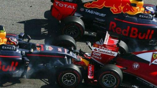 F1 - Russian GP: Bài học đắt giá của Kvyat! - 1
