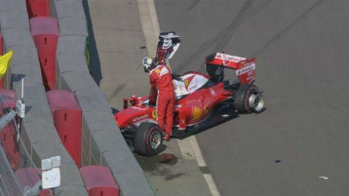 F1 - Russian GP: Bài học đắt giá của Kvyat! - 3
