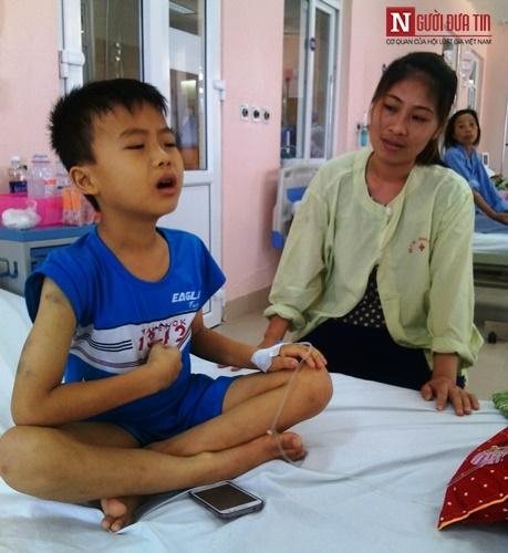 Bi kịch mất chồng và con gái, con trai bệnh hiểm nghèo - 2